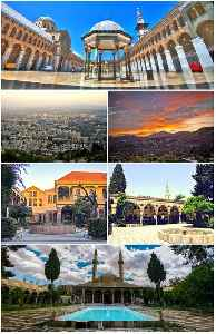 Damascus: City in Syria