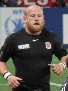 Dan Cole (rugby union): English rugby union footballer