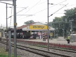 Danapur railway station: