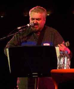 Daniel Johnston: American singer-songwriter