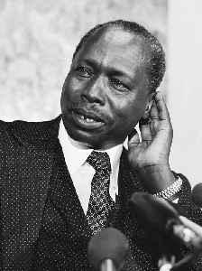 Daniel arap Moi: President of Kenya
