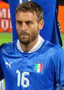 Daniele De Rossi: Italian footballer