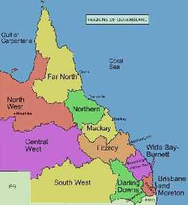 Darling Downs: Region in Queensland, Australia