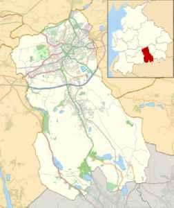 Darwen: Market town in Lancashire, UK