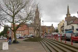 Daventry: Market town and civil parish in Northamptonshire, England