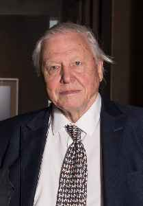 David Attenborough: British broadcaster and naturalist