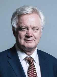 David Davis (British politician): English Conservative politician and former businessman