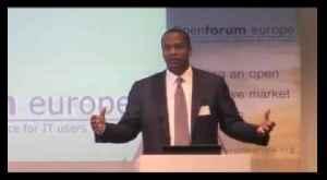 David Drummond (businessman): American lawyer and businessman