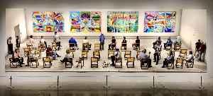 David Hockney: British artist