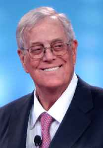 David Koch: American businessman, philanthropist, political activist, and chemical engineer