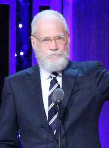 David Letterman: American comedian and actor