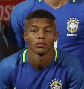 David Neres: Brazilian association football player