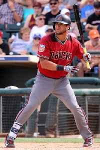 David Peralta: Venezuelan baseball player for the Arizona Diamondbacks