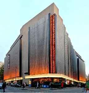 Debenhams: British multinational retailer operating under a department store.
