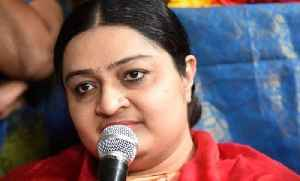 Deepa Jayakumar: Indian politician