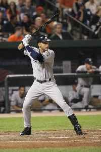 Derek Jeter: American baseball player