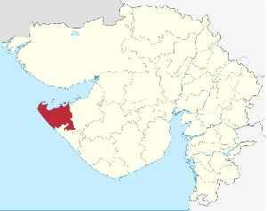 Devbhumi Dwarka district: District of Gujarat in India