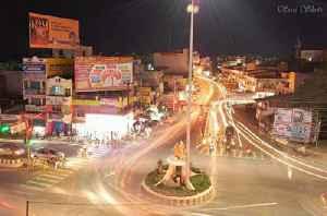 Dharmapuri: City in Tamil Nadu, India