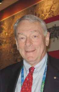 Dick Pound: Canadian swimming champion and first president of WADA