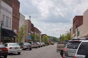 Dickson, Tennessee: City in Tennessee, United States