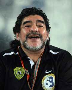 Diego Maradona: Argentine football manager and former player