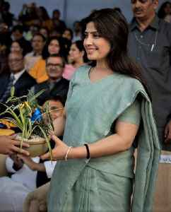 Dimple Yadav: Indian politician