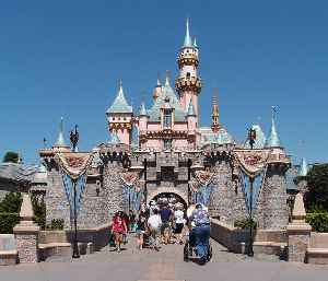 Disneyland: American theme park in California owned by The Walt Disney Company