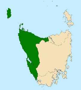 Division of Braddon: Australian federal electoral division