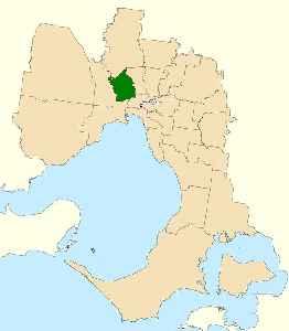 Division of Maribyrnong: Australian federal electoral division