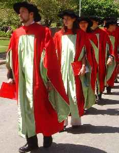 Doctor of Philosophy: Postgraduate academic degree awarded by universities in many countries