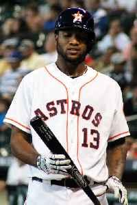 Domingo Santana: Dominican baseball player