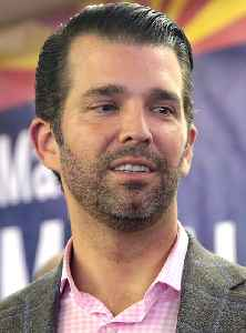 Donald Trump Jr.: Son of 45th U.S. President Donald J Trump; American businessman