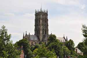 Doncaster: Town in South Yorkshire, England