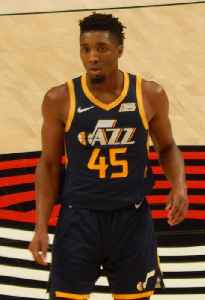Donovan Mitchell: American professional basketball player