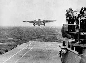 Doolittle Raid: American aerial bombing mission against Japan in WWII