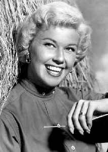 Doris Day: American actress, singer, and animal rights activist