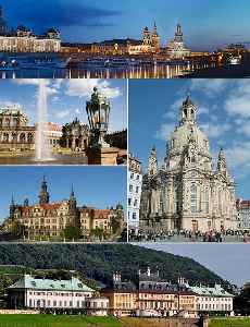 Dresden: Place in Saxony, Germany