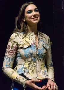 Dua Lipa: British singer-songwriter