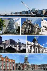 Dublin: Capital and largest city of Ireland