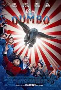 Dumbo (2019 film): 2019 American fantasy adventure film directed by Tim Burton