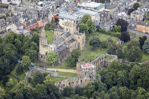 Dunfermline: Town in Fife, Scotland