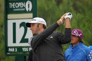 Dustin Johnson: American professional golfer