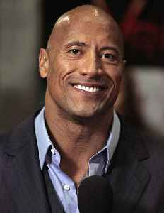 Dwayne Johnson: American actor and professional wrestler