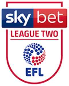 EFL League Two: Football league which is the fourth tier in the English football league system