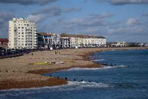 Eastbourne: Town and borough in England