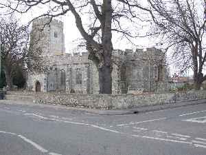Eastchurch: Human settlement in England