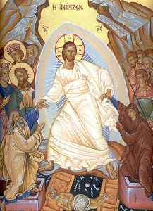 Easter: Major Christian festival celebrating the resurrection of Jesus