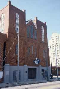 Ebenezer Baptist Church (Atlanta, Georgia): Church in Atlanta, United States
