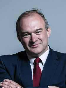 Ed Davey: British politician