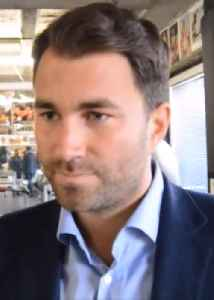 Eddie Hearn: Boxing promoter